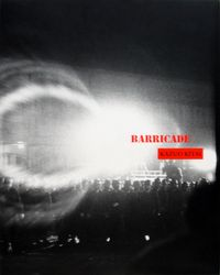 Kazuo Kitai: Barricade.