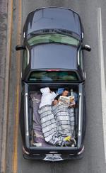 Alejandro Cartagena: Carpoolers #38