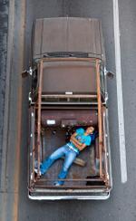 Alejandro Cartagena: Carpoolers #27