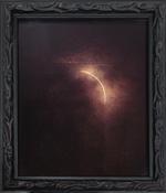 Cosmos Exhibition: Kate Breakey –  Solar Eclipse, Nebraska, August 21, 2017, 3rd contact