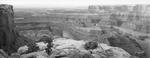 David H. Gibson: Before Sunrise, Dead Horse Point, Moab, Utah, 1994