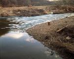 Jeff Rich: Crossing on the Swannanoa River Asheville, North Carolina, 2005
