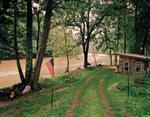Jeff Rich: Riverside Cabin, Toe River, Relief, North Carolina, 2007