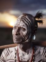 Joey L: Karo Elder At Sunset