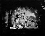 Keith Carter: Conversation with a Coyote, 2013
