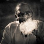 Keith Carter: Morning Smoke , 2015