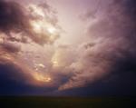 Kevin Erskine: Storm, White Deer, Texas, 2012