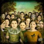 Maggie Taylor: The girls