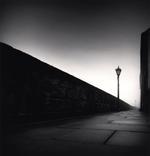 Michael Kenna: Long Wall, Berwick, Northumberland, England, 1991