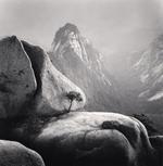 Michael Kenna: Huangshan Mountains, Study 27, Anhui, China, 2009