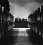 Michael Kenna: Chateau Lafite Rothschild, Study 22, Bordeaux, France, 2012