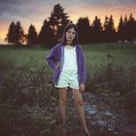 Siri Kaur: Simran, Tinker Island, Maine 2003