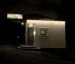 Steve Fitch: Motel, Highway 85, Deadwood, South Dakota, 1972