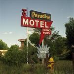Steve Fitch: Tucumcari, New Mexico; September, 2006