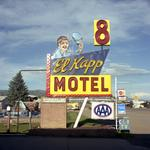 Steve Fitch: Highway 64, Raton, New Mexico; June, 1987