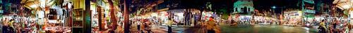 Thinh Le: Hang Ngang Street