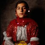 William Coupon: Kurdish Girl, Cizre, Turkey, 1991