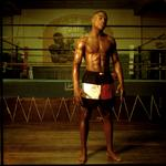 William Coupon: Floyd Mayweather, Jr. in Gym, The Bronx, New York, 2001