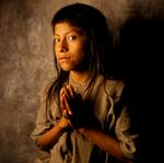 William Coupon: Lacandon Indian Boy, Naja, Chiapas, Mexico, 1991
